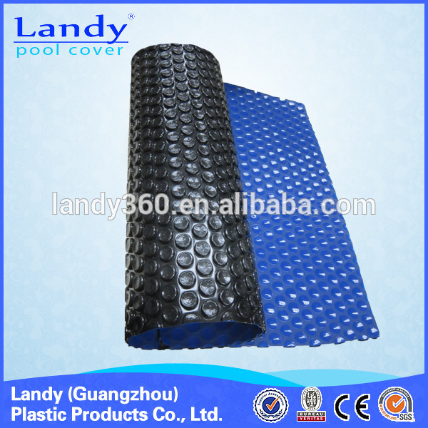 Double Side Two Color PE Swimming Pool Cover
