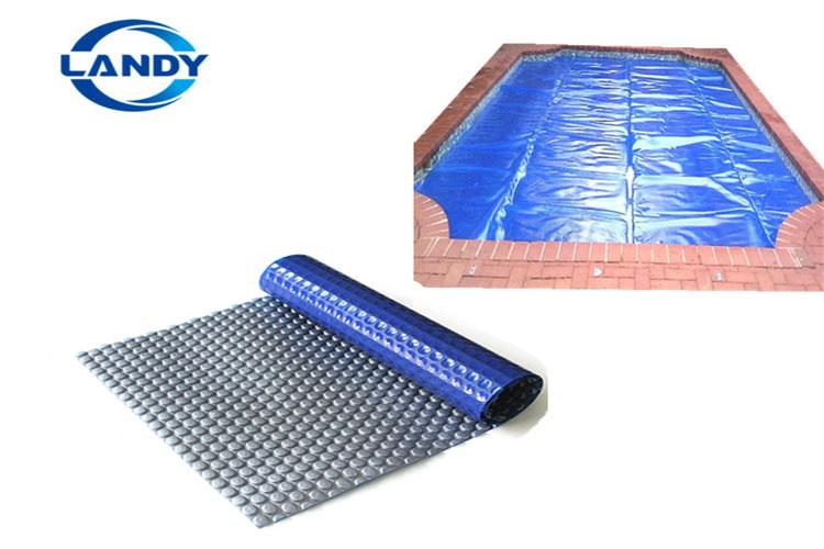 Solar PE pool covers