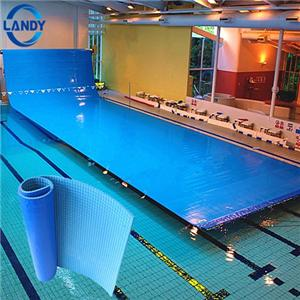 Solar outdoor pool cover, Underground xpe foam rigid pool cover material