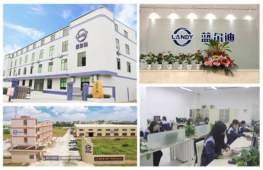 Landy (Guangzhou) Plastic Products Co., Ltd