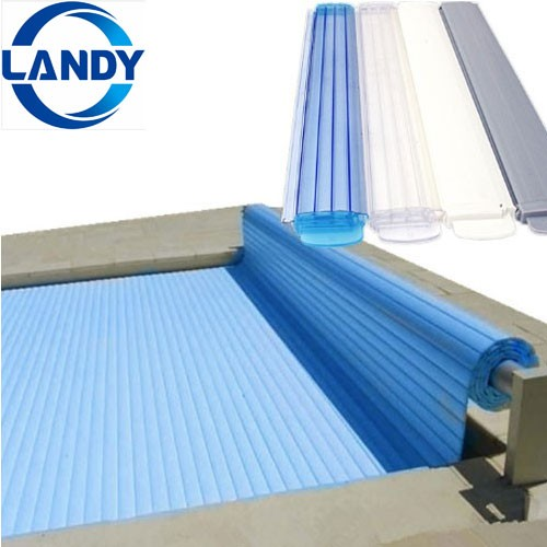 Swimming Pool Automatic Shutter Pool Covers