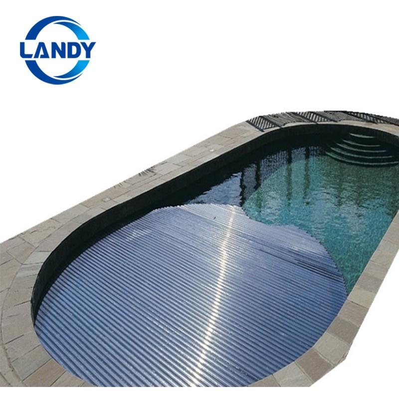 Tampas de piscina automática de proteção UV de distribuição exclusiva