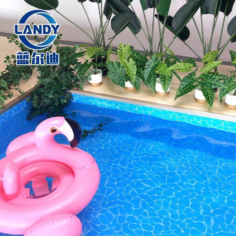 Forro de piscina de PVC