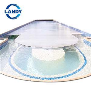 Solar Powered Plastics Swimming Pool Covers