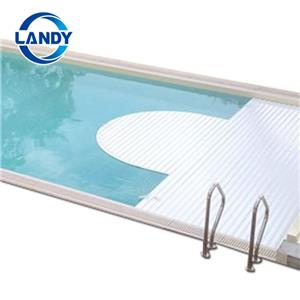 Hardtop Hard Acrylic Pool Covers For Inground Pools