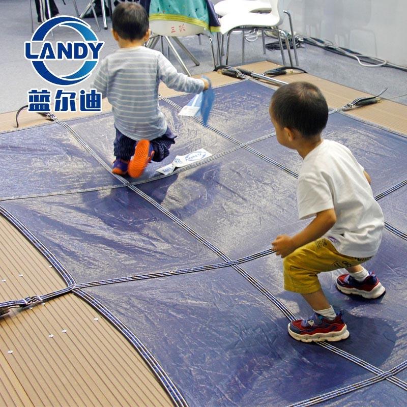 COBERTURA para piscina para crianças SEGURANÇA