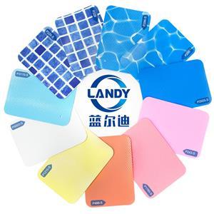 Il miglior rivestimento colorato per piscine fuori terra