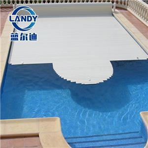 Ppool interrate sotto le coperture per piscine d'acqua per l'inverno