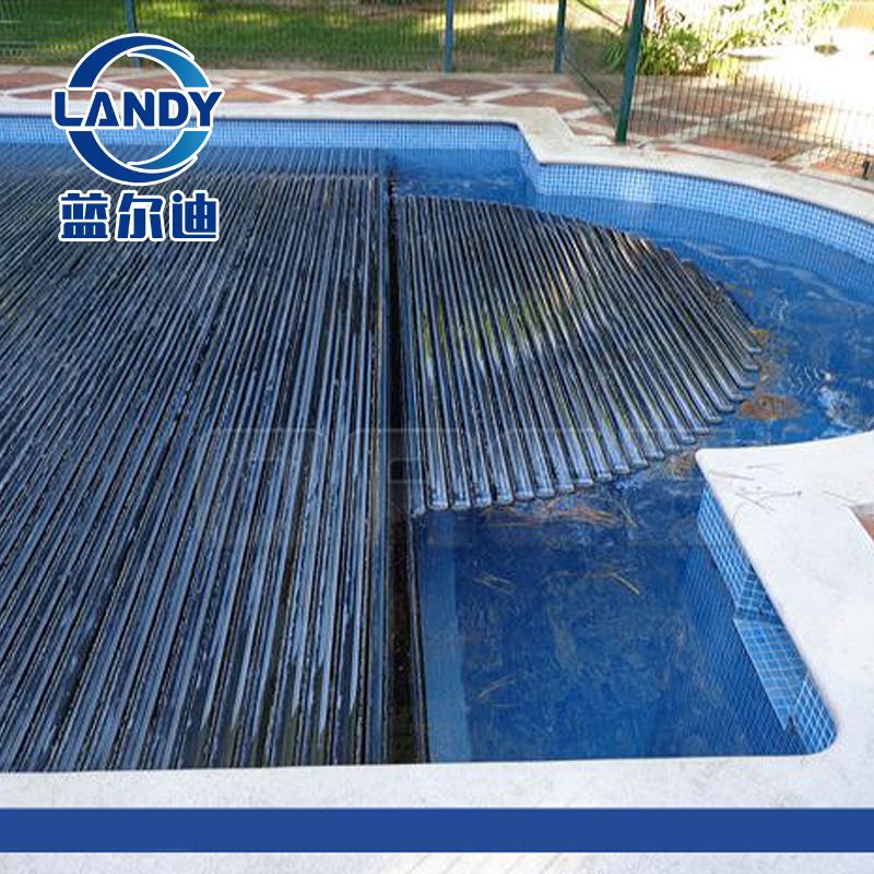PC polykarbonátové kryty bazénů