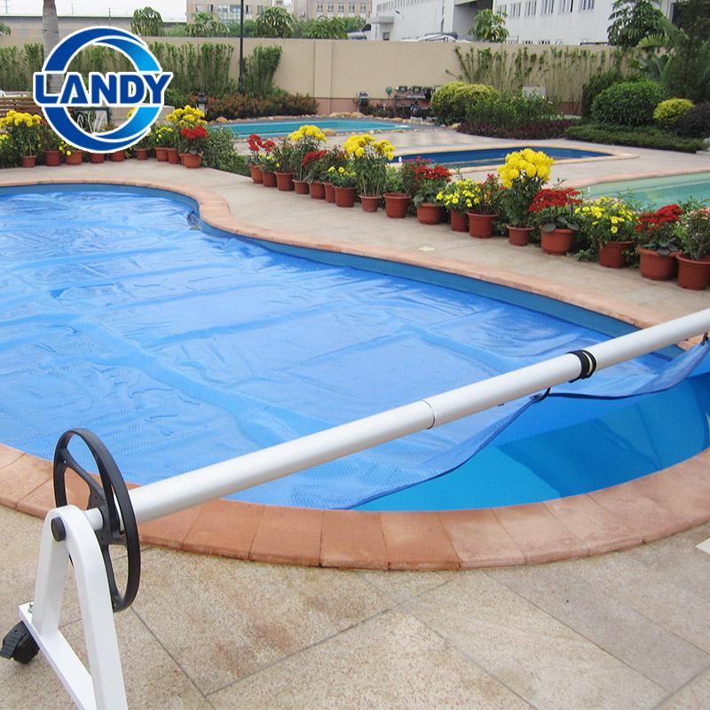 Крышки для бассейнов из полиэтилена солнечной энергии