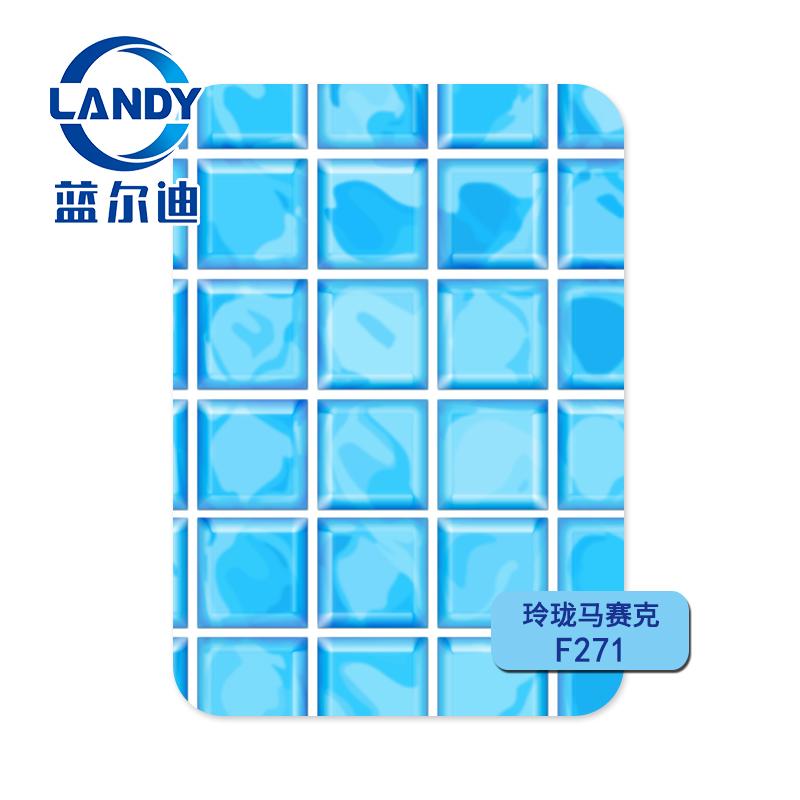 Landy PVC Pool Lining Color Samples Manufacturers, Landy PVC Pool Lining Color Samples Factory, Supply Landy PVC Pool Lining Color Samples
