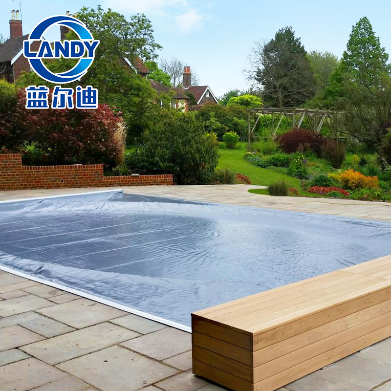 Deck Mounted Automatic Pool Cover