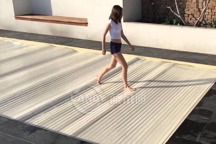 eliminator pool cover