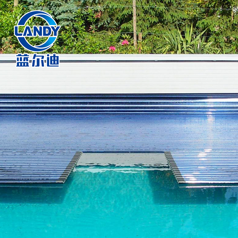 High-End Automatic Pool Covers