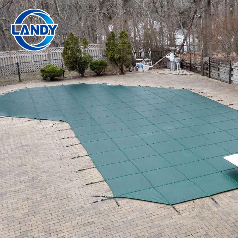 Copertura di sicurezza per piscina Forma personalizzata