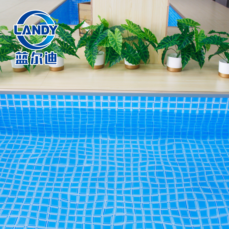 I migliori rivestimenti per piscina blu scuro