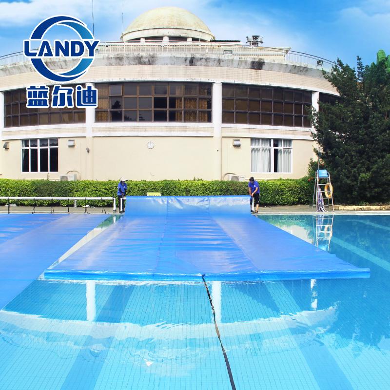 Kit bobina di copertura solare per piscina fuori terra