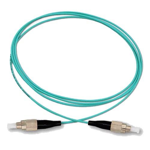 FC ao cabo de remendo óptico do modo frente e verso da fibra de FC