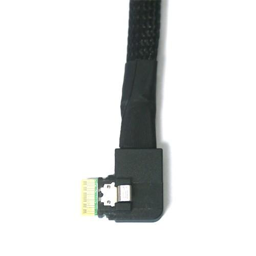 Internal Mini SAS SFF-8087 to SFF-8087 Internal Mini SAS Cable Manufacturers, Internal Mini SAS SFF-8087 to SFF-8087 Internal Mini SAS Cable Factory, Supply Internal Mini SAS SFF-8087 to SFF-8087 Internal Mini SAS Cable