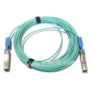 12G Mini-SAS HD Active Optica Cable Assemblies