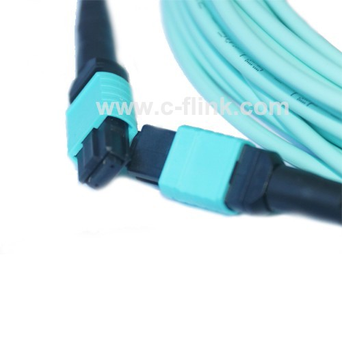MTP / MPO OM3 Multimode Fiber Optic Patch Cable Manufacturers, MTP / MPO OM3 Multimode Fiber Optic Patch Cable Factory, Supply MTP / MPO OM3 Multimode Fiber Optic Patch Cable