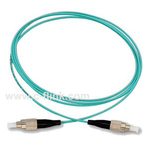 FC To FC Fiber Duplex Mode Optic Patch Cable