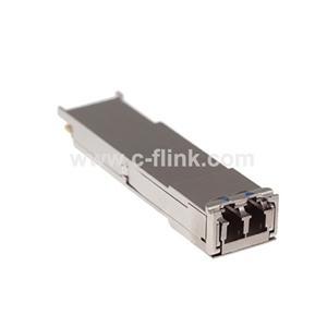 40GBASE-LR4 CWDM Lanes SMF Transceiver Module