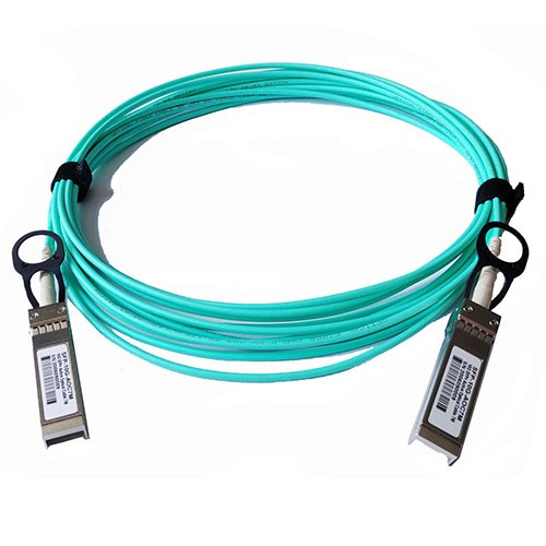 10G SFP Plus To 10G SFP Plus Active Optical Cable