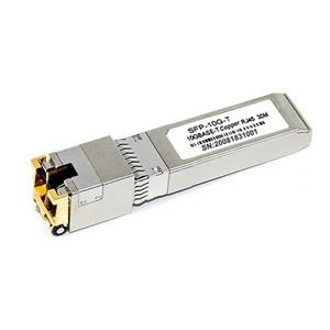 10GBASE-T Copper RJ45 SFP+ Transceiver