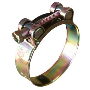 Single Bolt Hose Clamp