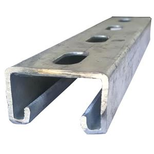 C Type Steel Channel