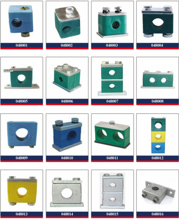 Hydraulic Tube Clamp