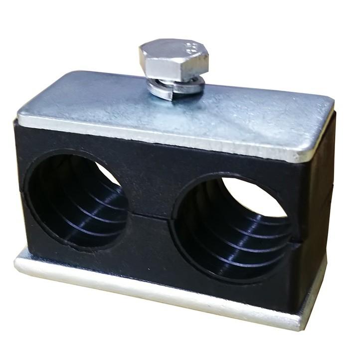 Twin Hydraulic Pipe Clamp