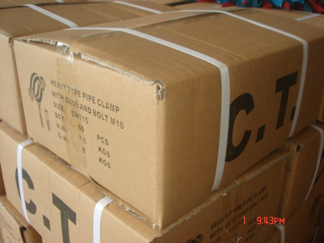 Cargo shipped to Russian clients