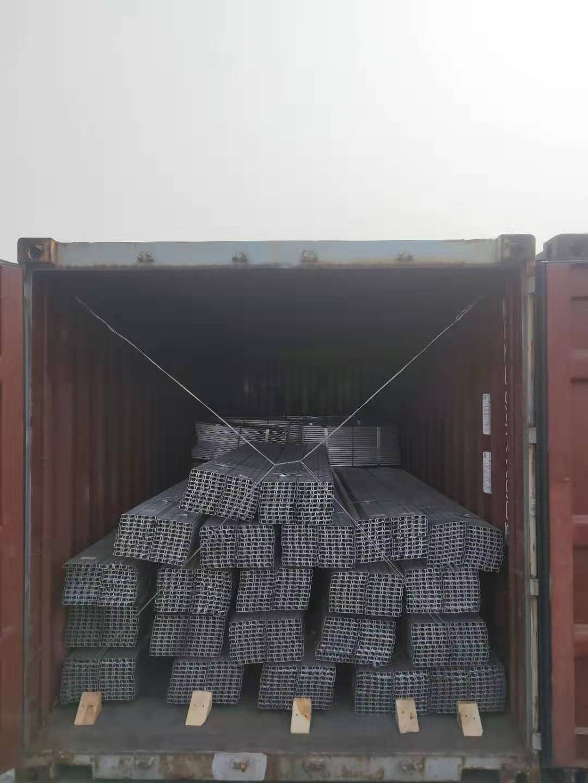 εξαγωγές χάλυβα κανάλι στη Νότια Αμερική