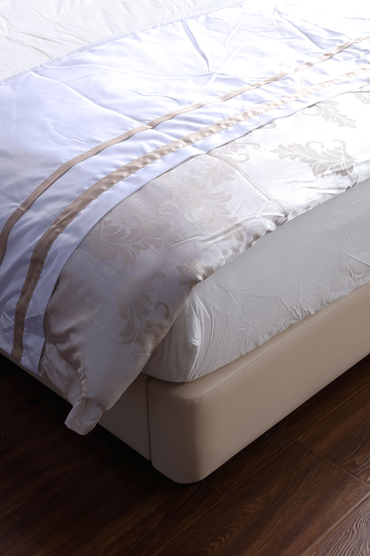 king size leather beds