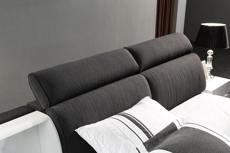 fabric soft beds