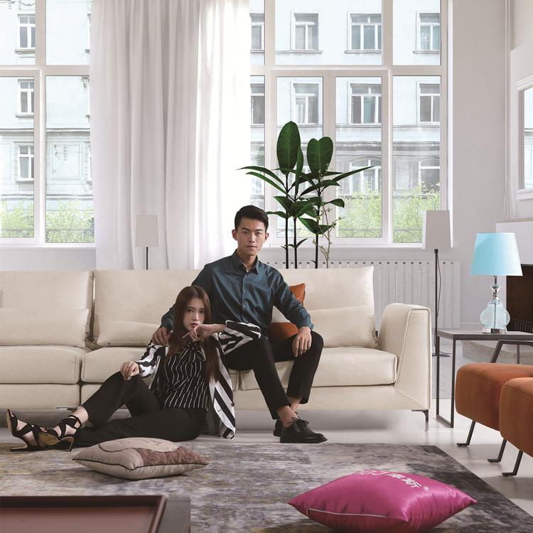 high quality L shape sofa