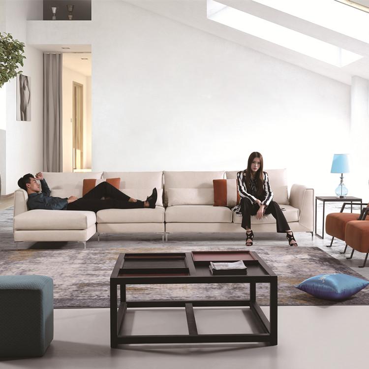 corner leathaire sofa