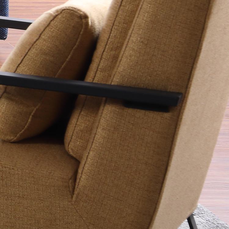 Hot sale modern club fabric sofa chair