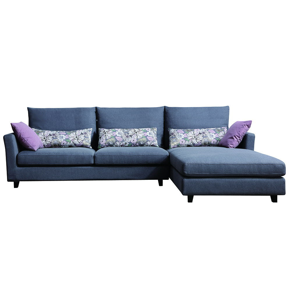 8123 New Model Sofa Sets Pictures Modern Fabric Corner Sofa