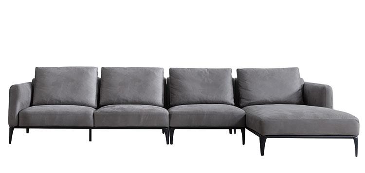 indoor L shape sofa