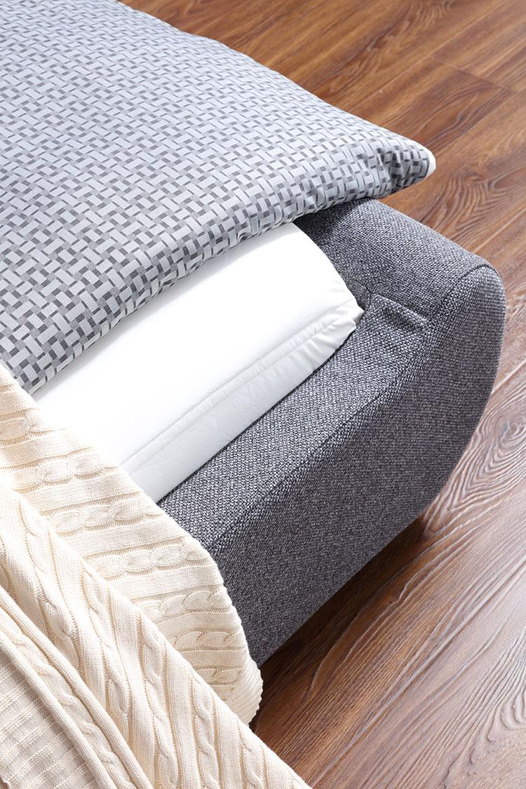 bedroom soft bed