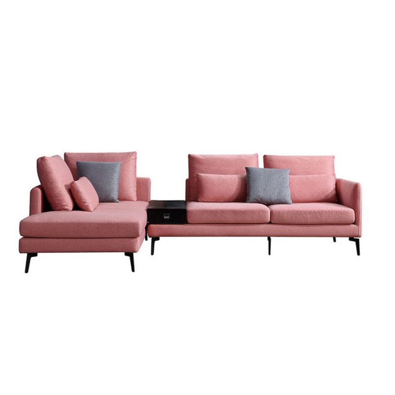 6026 Top Quality Sofas Soft Sofa Pink Sofa