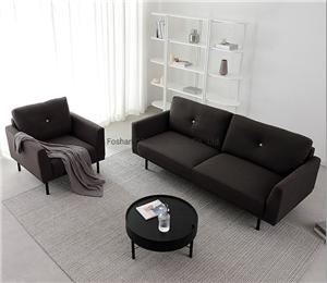 HYB-1016 New Design Modern Style Kink Fabric Sofa