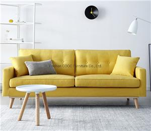 HYB-6118 Four Colour Designer Sofa Modern Fabric Furniture