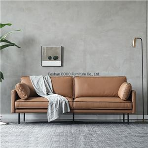 HYB-1059 Living Room Furniture Modern Italian Style Minimalist Fabric Sofa
