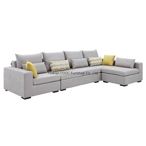 9868 New Living Room Modern Nordic Furniture Fabric Sofa