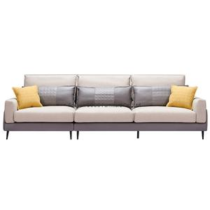 6032B Nordic Home Furniture Set Leathaire Furniture