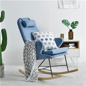 5015 Modern Living Room Furniture Home Leisure Sofa Rocking Chair